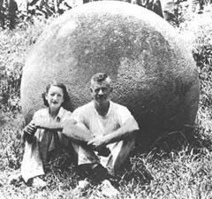 オーパーツ・コスタリカの石球