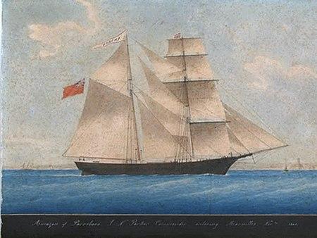 無人船メアリー・セレスト号