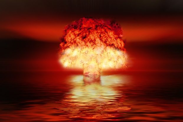 モヘンジョダロと古代核戦争