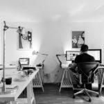 ITエンジニア・SE向け転職エージェント&転職サイト人気おすすめ比較ランキングでIT系企業に転職した男性